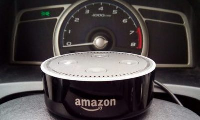 automotive stock alexa amazon