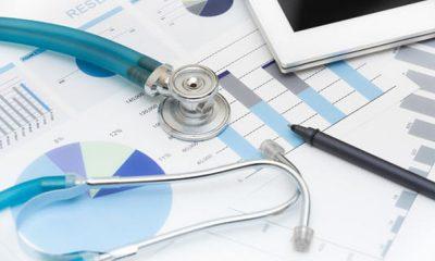 healthcare stock price
