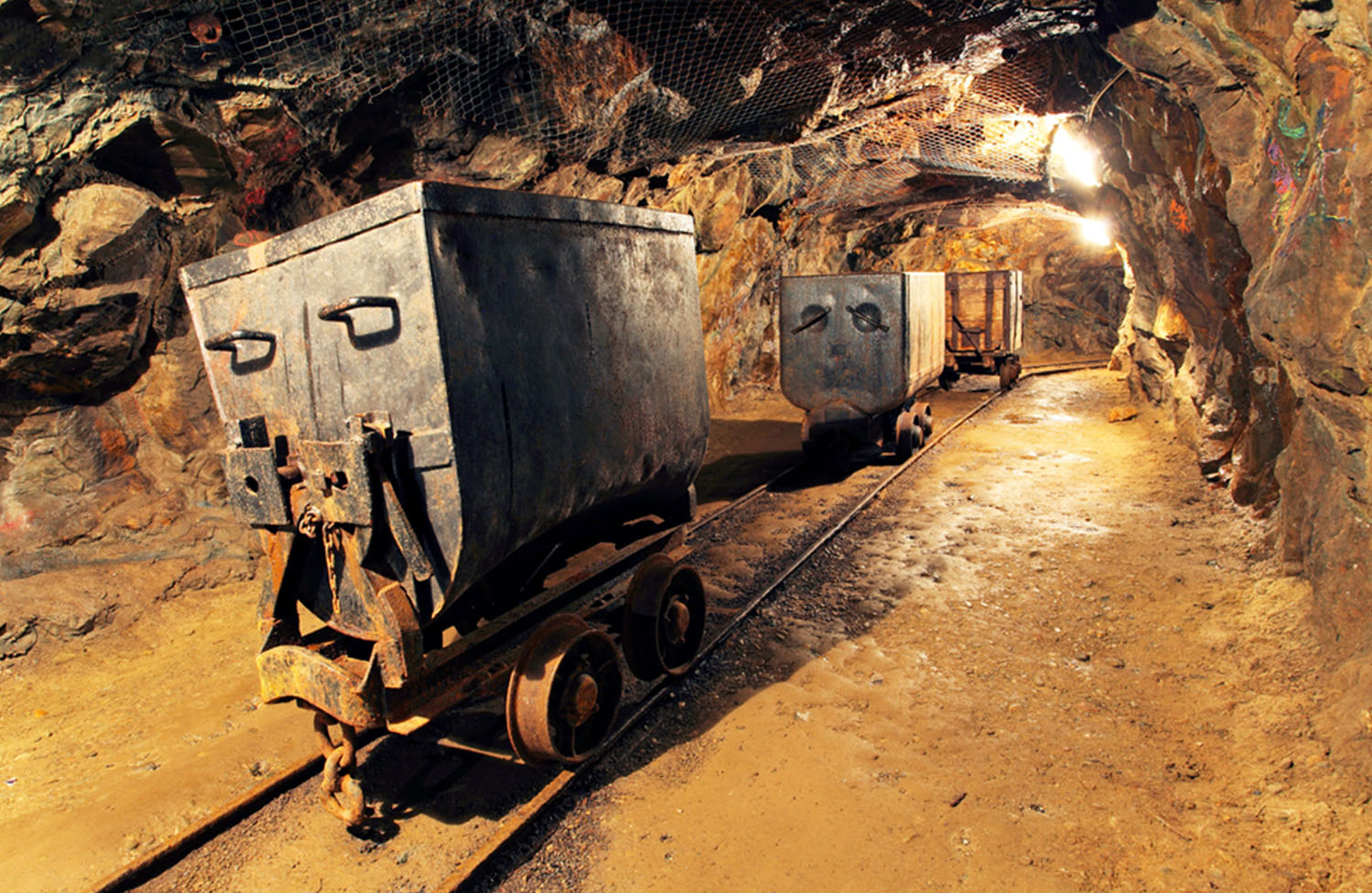 mining stocks