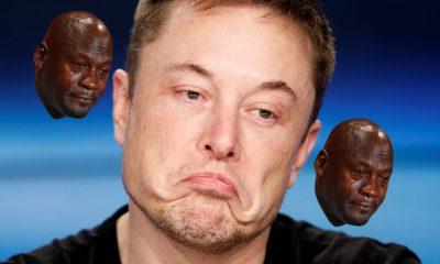 Elon Musk Sad