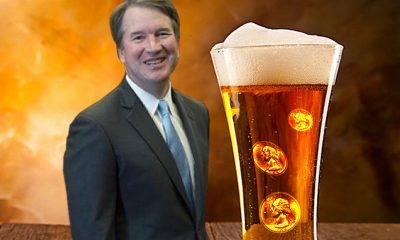 judge kavanaugh beer