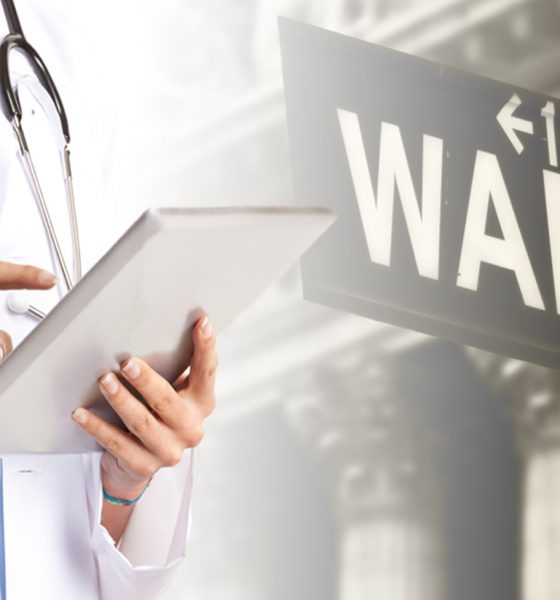 healthcare stocks wall street PHGRF