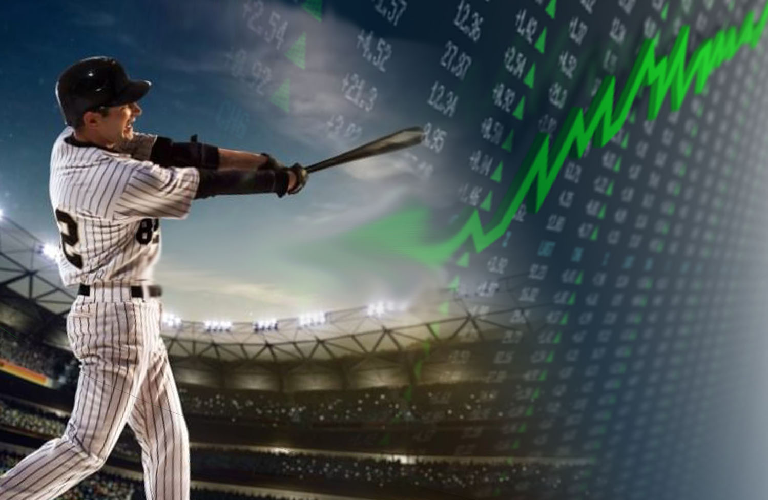 stock market home run
