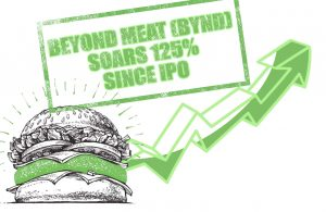 BYND IPO PRICE