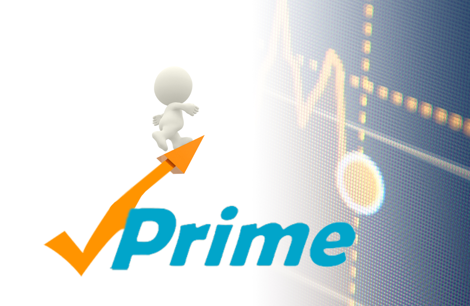 amazon prime stock