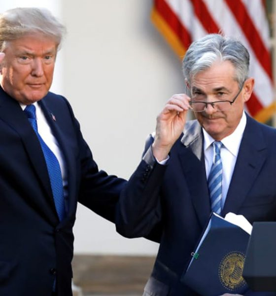 fed rate cut jerome powell