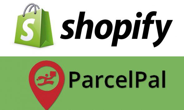 technology stocks shopify parcelpal