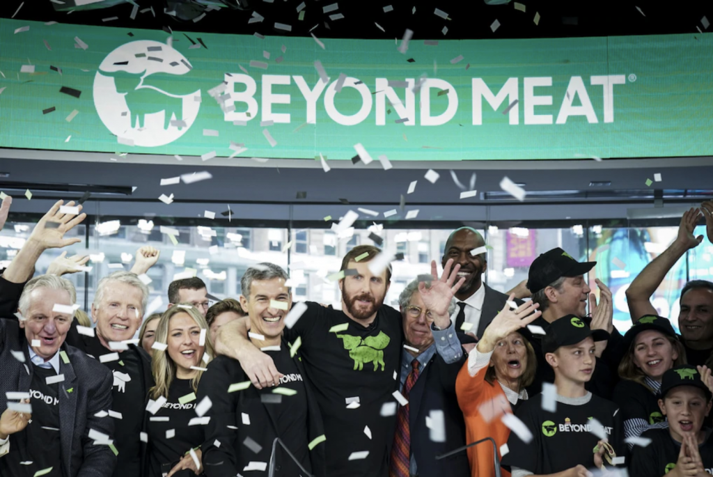 Beyond Meat Stock Price