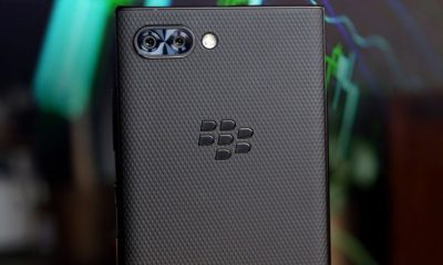 blackberry stock price