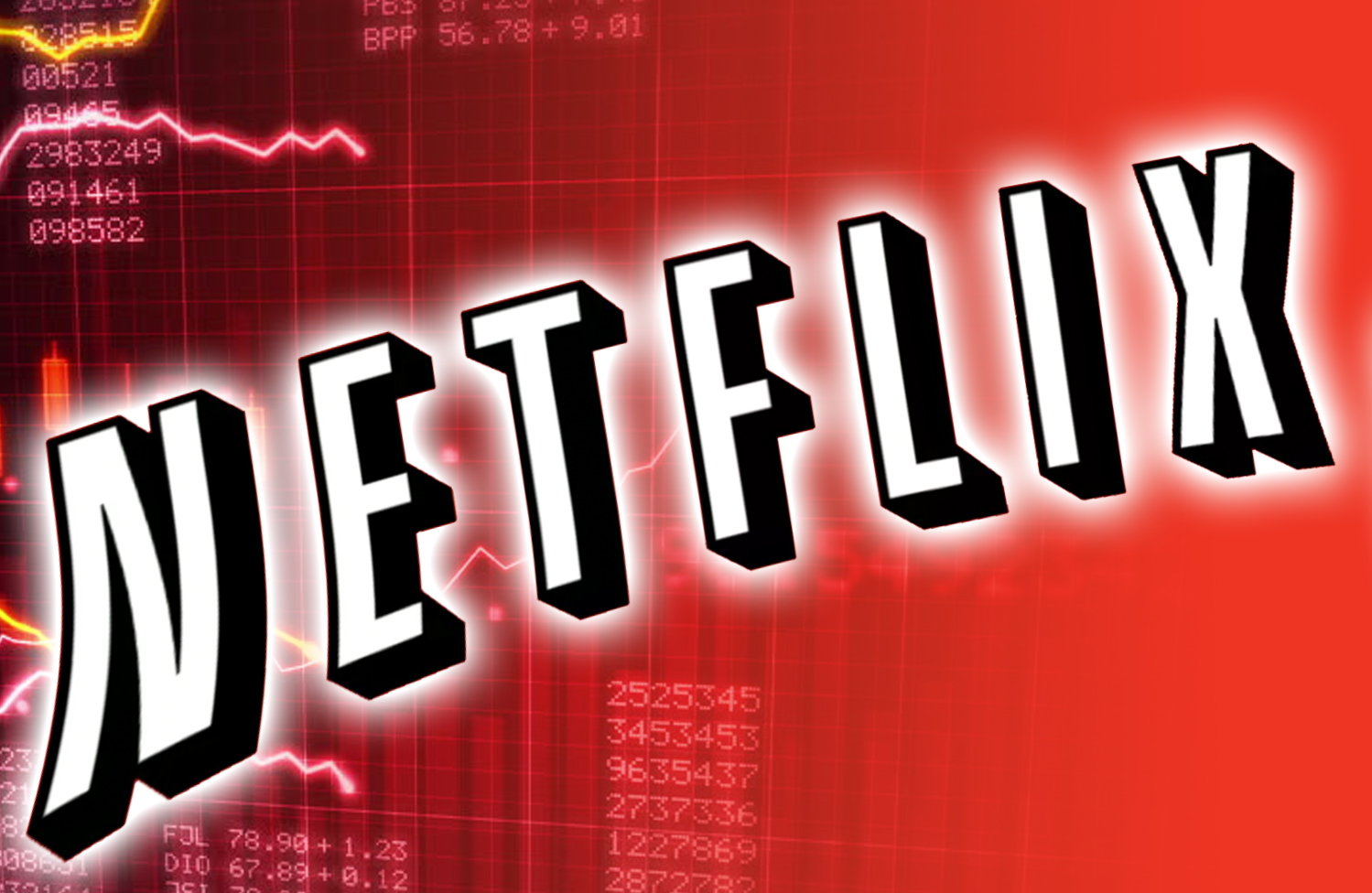 netflix stock price  a big week for the investors  all