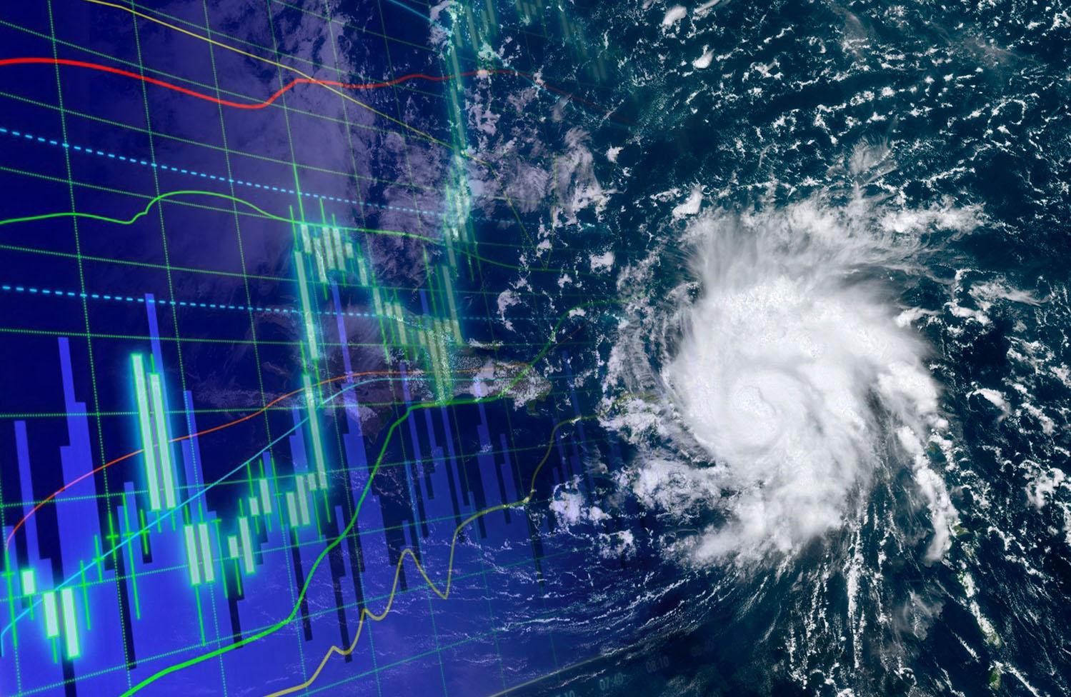 hurricane dorian stock price