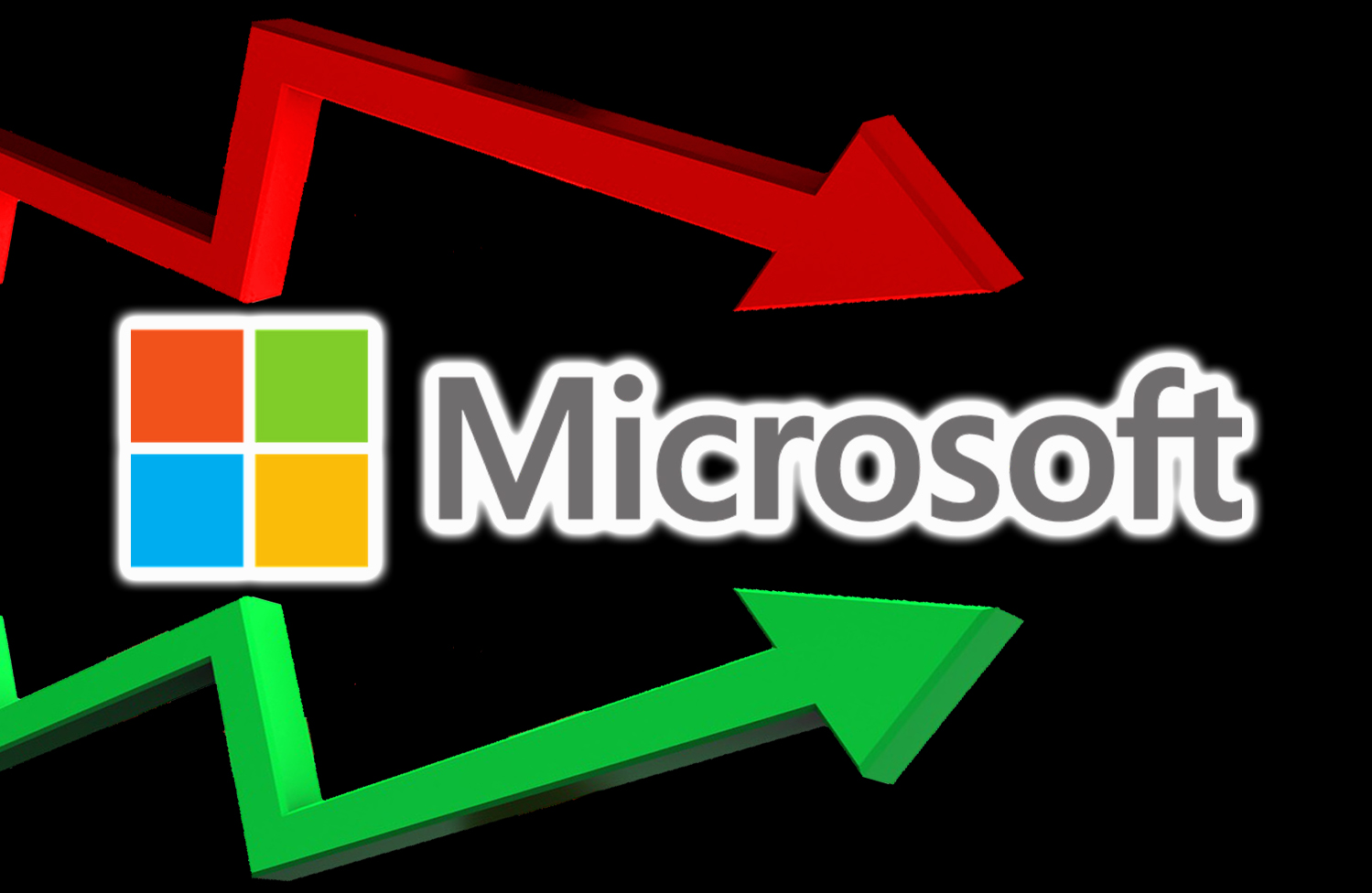 microsoft stock report