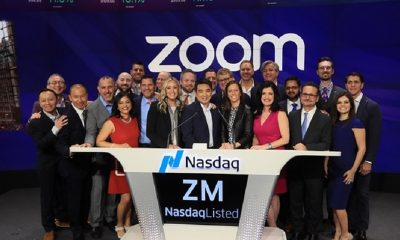 zoom video stock price