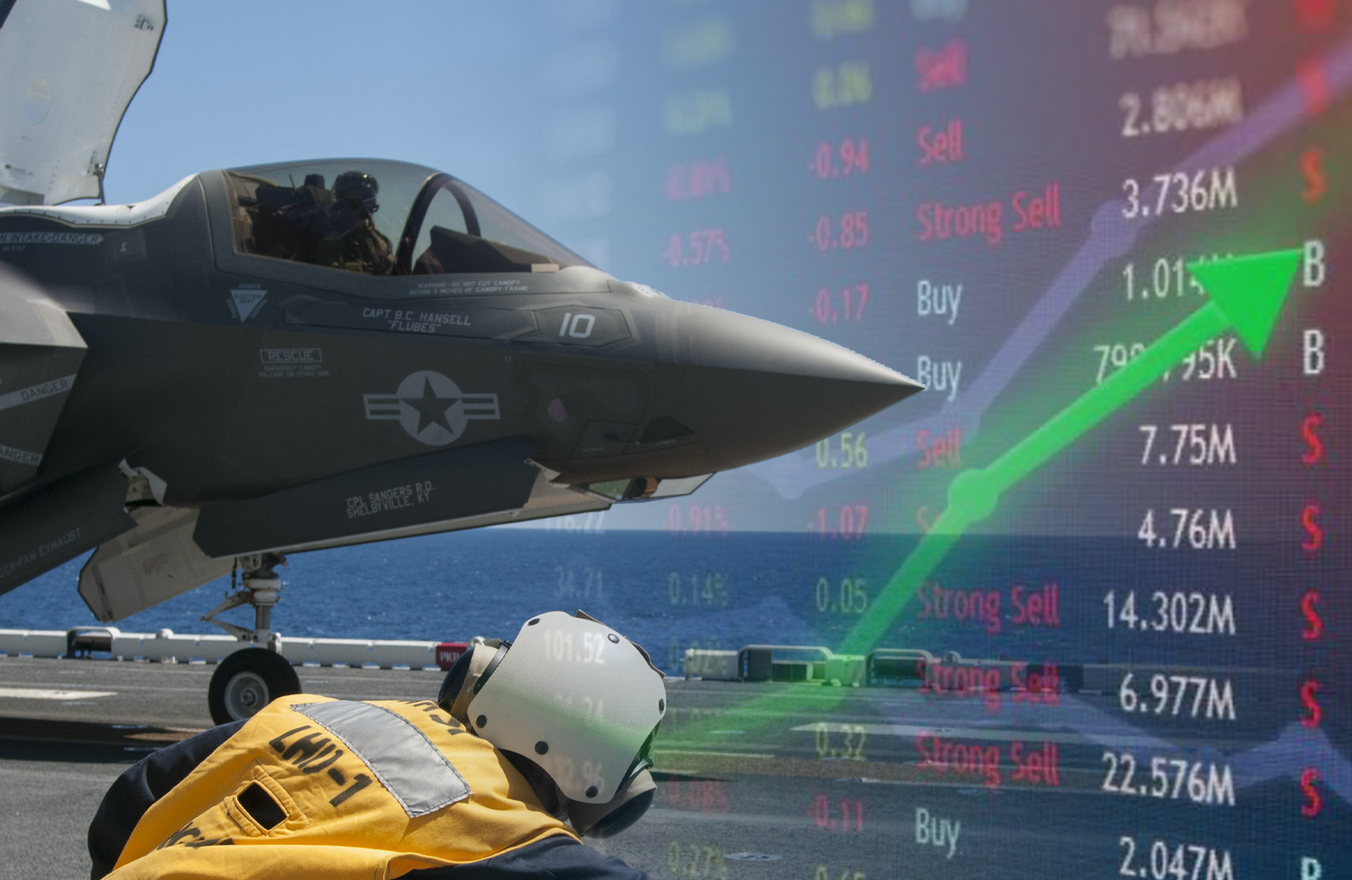 defense stocks to watch weapons detection