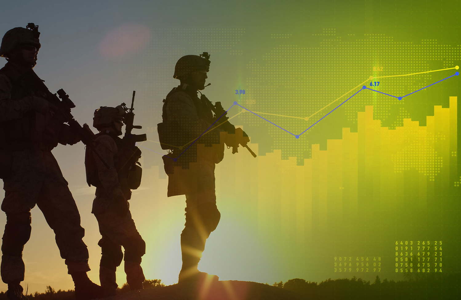 weapons detection stocks defense stocks to buy