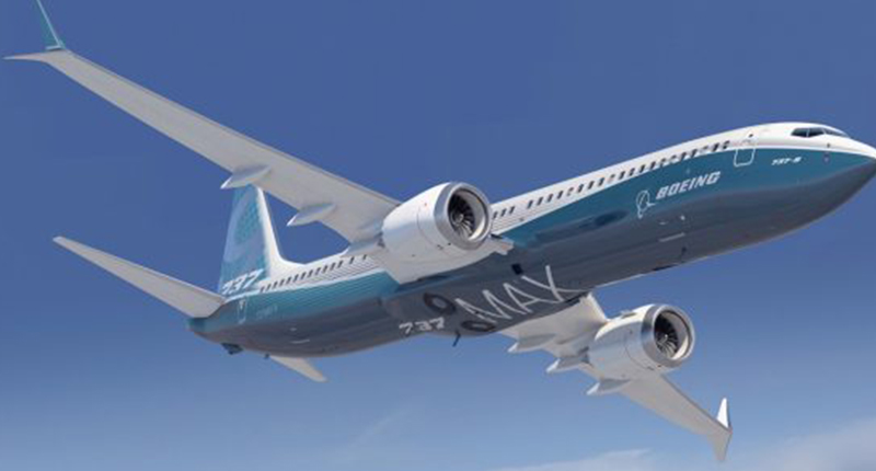 boeing stock price update